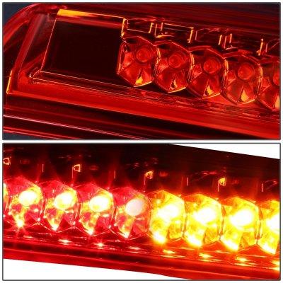 Nissan Titan 2004-2015 Red LED Third Brake Light