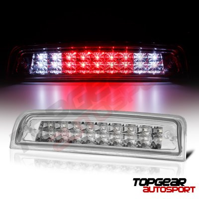 Dodge Ram 2009-2018 Chrome Full LED Third Brake Light Cargo Light