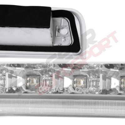 Dodge Ram 2009-2018 Chrome Full LED Third Brake Light Cargo Light