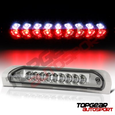 Dodge Ram 2002-2008 Chrome Full LED Third Brake Light Cargo Light