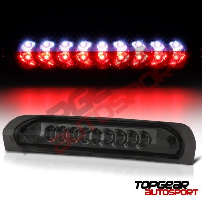 2008 Dodge Ram Smoked Full LED Third Brake Light Cargo Light