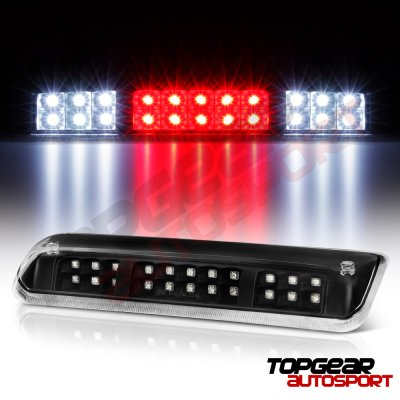 Ford F150 2004-2008 Black Full LED Third Brake Light Cargo Light