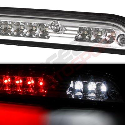 Ford F150 2015-2018 Chrome Full LED Third Brake Light Cargo Light