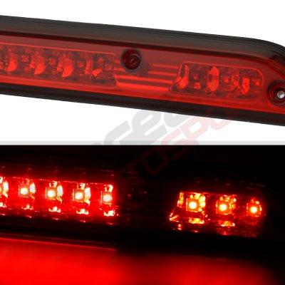 Ford F150 2015-2018 Red Full LED Third Brake Light Cargo Light