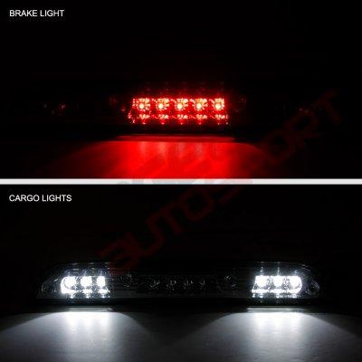Ford F150 2015-2020 Smoked Full LED Third Brake Light Cargo Light
