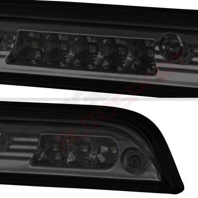 Ford F150 2015-2018 Smoked Full LED Third Brake Light Cargo Light