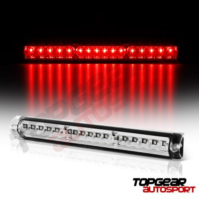 Ford F150 1997-2003 Chrome Full LED Third Brake Light