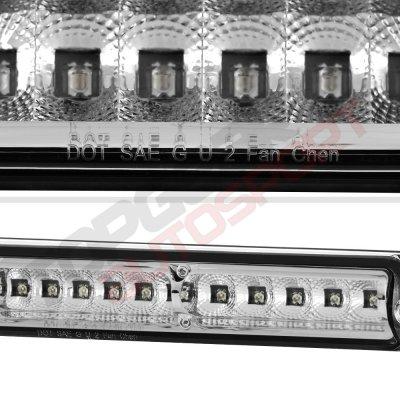 Ford F150 1997-2003 Chrome Full LED Third Brake Light