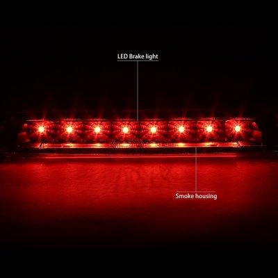 Ford Mustang 2005-2009 Black Smoked LED Third Brake Light