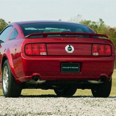 Ford Mustang 2005-2009 Red LED Third Brake Light