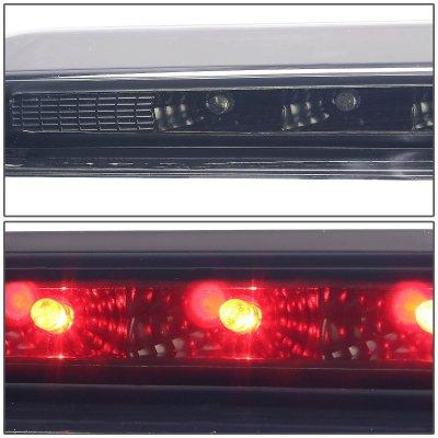 Ford Mustang 1999-2004 Smoked Full LED Third Brake Light
