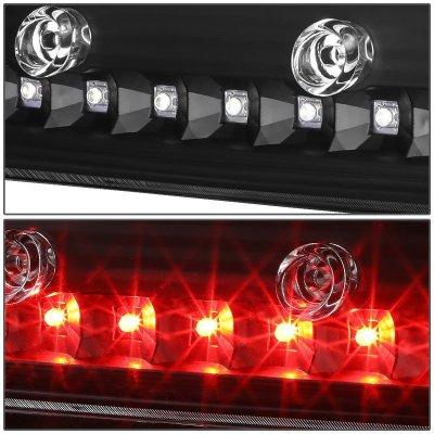 Ford Expedition 1997-2002 Black LED Third Brake Light