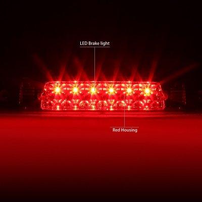Toyota Highlander 2001-2003 Red LED Third Brake Light