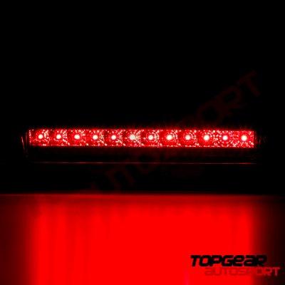 GMC Yukon XL 2000-2006 Red LED Third Brake Light