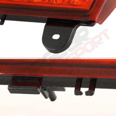 2005 GMC Yukon XL Red LED Third Brake Light