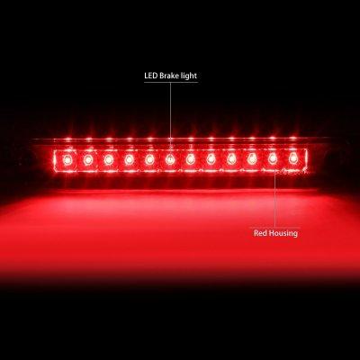 Isuzu Rodeo 1991-1997 Red LED Third Brake Light