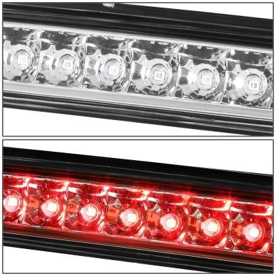 Dodge Caliber 2007-2012 Chrome LED Third Brake Light
