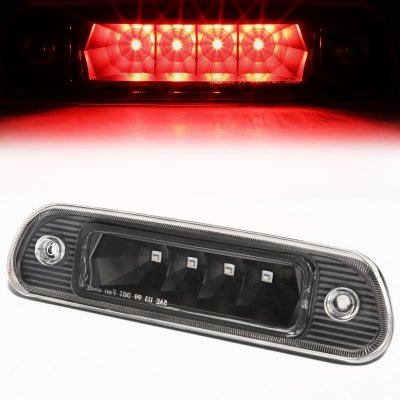 2004 Acura CL Black LED Third Brake Light