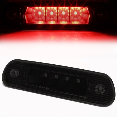 Acura CL 1999-2004 Black Smoked LED Third Brake Light
