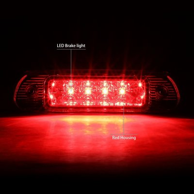 2004 Acura CL Red LED Third Brake Light