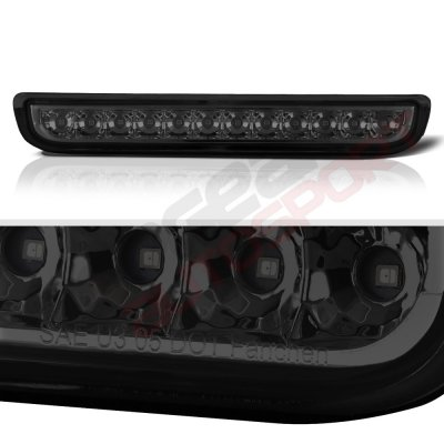 Toyota FJ Cruiser 2007-2015 Smoked LED Third Brake Light