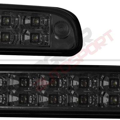 Ford Ranger 1993-2011 Smoked Full LED Third Brake Light Cargo Light
