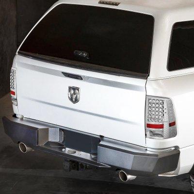 Dodge Ram 2009-2017 Chrome LED Tail Lights