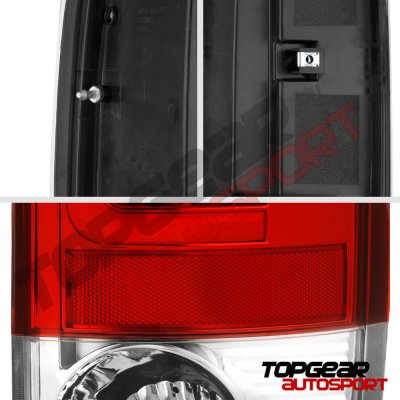 Dodge Ram 2002-2006 LED Tail Lights Tube