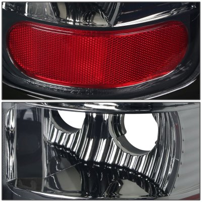 Dodge Ram 1994-2001 Smoked LED Tail Lights