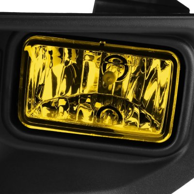 Ford F150 2015-2017 Yellow Fog Lights Kit | A135ZIE9103 ...