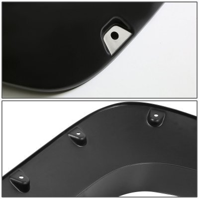 Chevy Silverado 2500HD 2015-2017 Fender Flares Pocket Rivet
