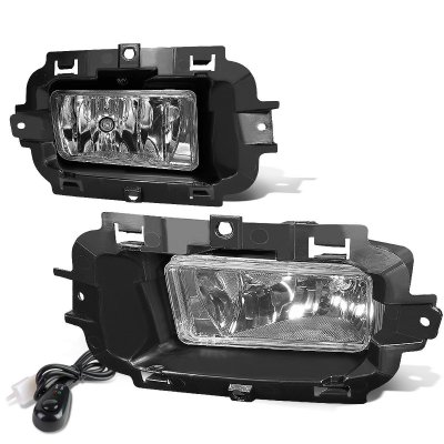 Chevy Silverado 1500 2014-2015 Fog Lights