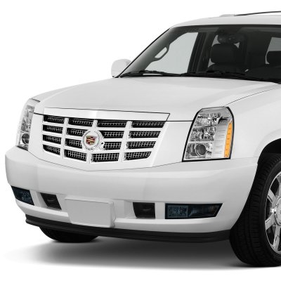 Cadillac Escalade 2007-2014 Smoked Fog Lights