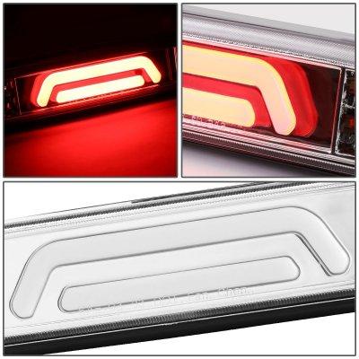 Ford F450 Super Duty 1999-2016 Clear Tube LED Third Brake Light Cargo Light