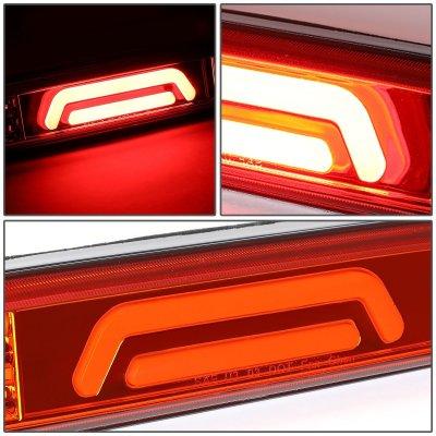 Mazda B3000 1994-2010 Red Tube LED Third Brake Light Cargo Light