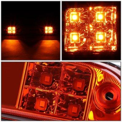 Mazda B4000 1994-2010 Red Tube LED Third Brake Light Cargo Light