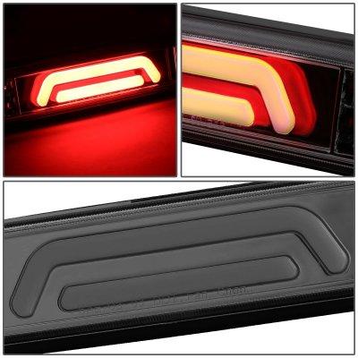 Ford F550 Super Duty 1999-2016 Smoked Tube LED Third Brake Light Cargo Light