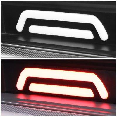 Chevy Silverado 2500HD 2015-2017 Black Tube LED Third Brake Light Cargo Light