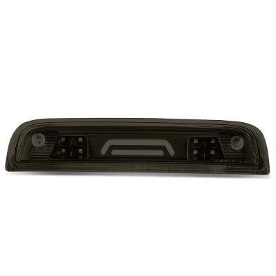 Chevy Silverado 2014-2018 Black Smoked Tube LED Third Brake Light Cargo Light