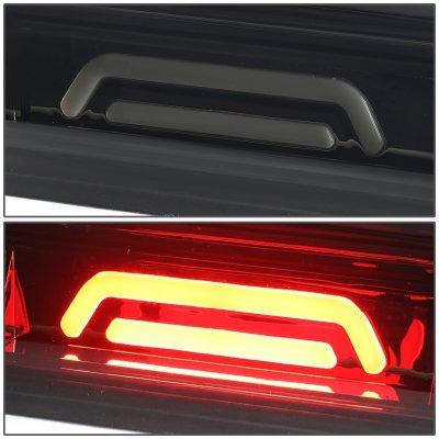 Chevy Silverado 2014-2018 Smoked Tube LED Third Brake Light Cargo Light