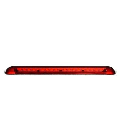 1994 GMC Jimmy Full Size Red LED Third Brake Light