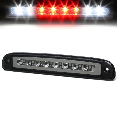 Dodge Dakota 1997-2010 Smoked Full LED Third Brake Light Cargo Light