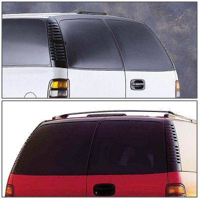 Chevy S10 Blazer 4-Door 1998-2003 Smoked LED Third Brake Light