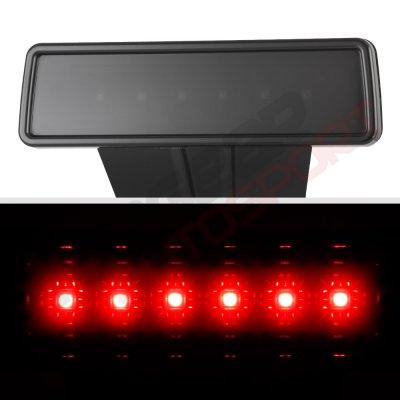 Jeep Wrangler JK 2007-2017 Smoked LED Third Brake Light