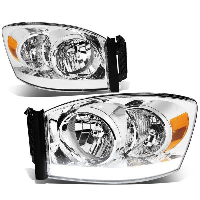 Dodge Ram 2006-2008 LED DRL Headlights