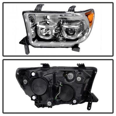 Toyota Tundra 2007-2013 Halo Projector Headlights