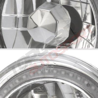 1976 Chevy Suburban SMD Halo LED Headlights Kit