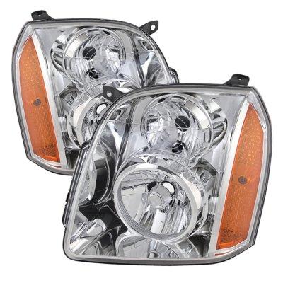 2007 GMC Yukon Headlights
