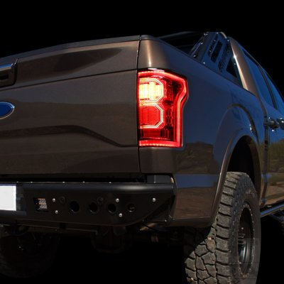 2016 F150 Tail Lights >> Ford F150 2015 2017 Red Led Tail Lights Outline A135yhgy109