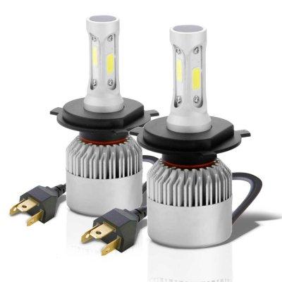 GMC Sierra 1988-1998 H4 LED Headlight Bulbs